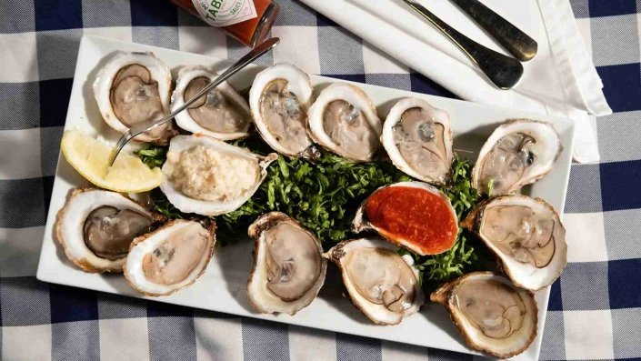 Lobster Trap Restaurant Vaughan - Oysters